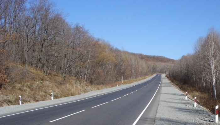 Автомобильная дорога М-60
