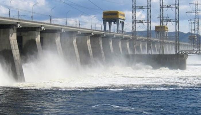 Самарский гидроузел